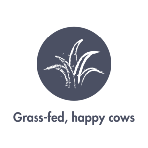 Grass-fed Cows Icon -The Butter People