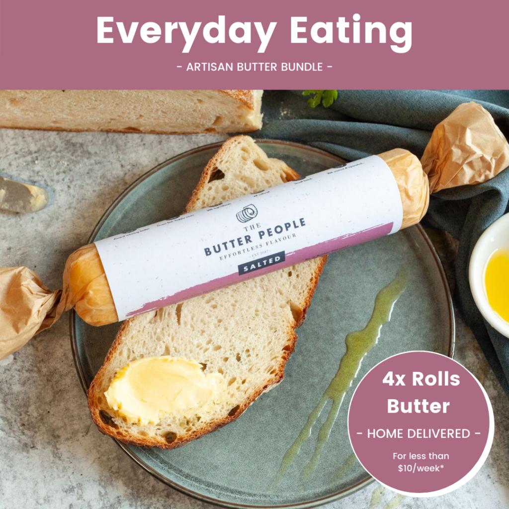 Everyday Eating Artisan Butter Bundle