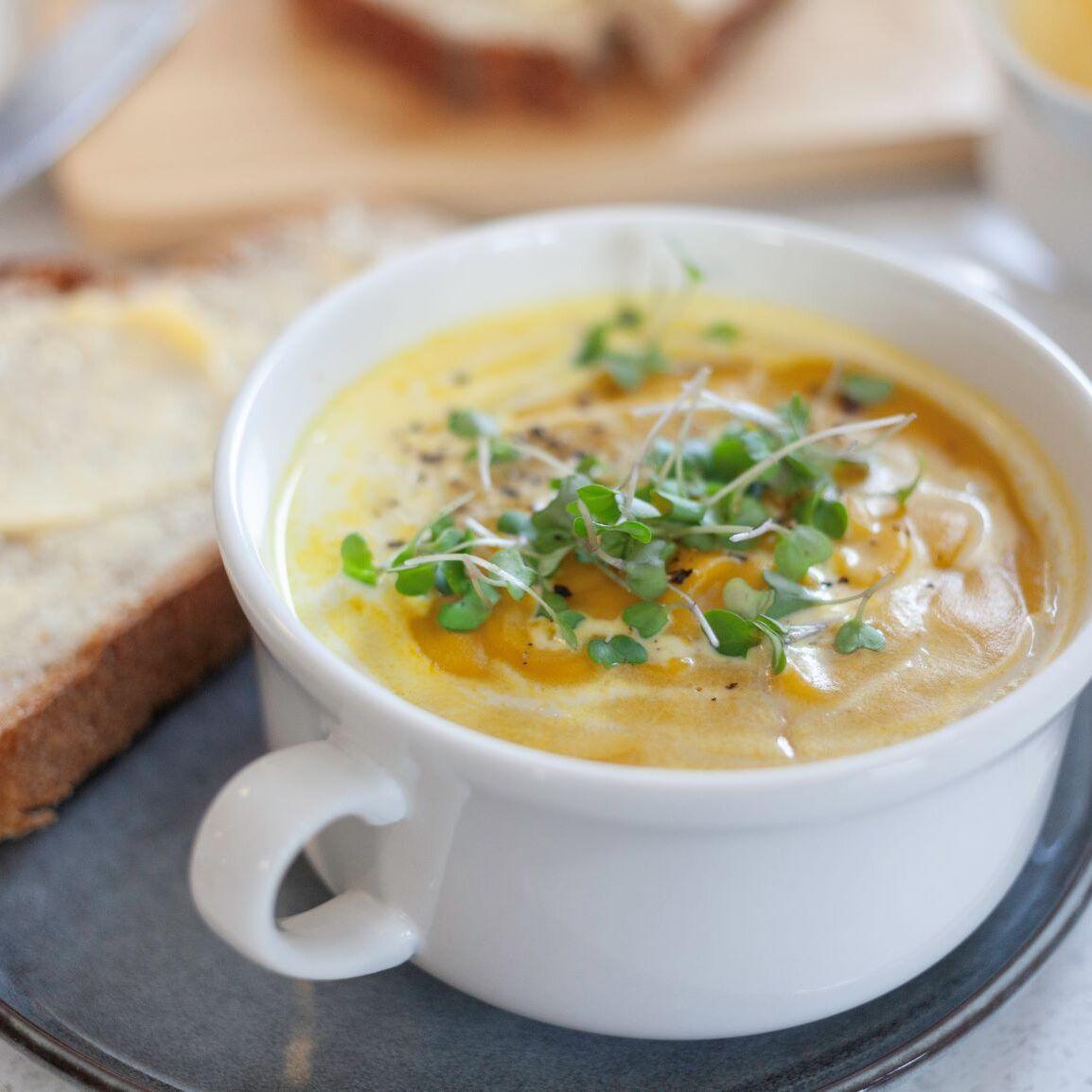 pumpkin soup - Email Resize